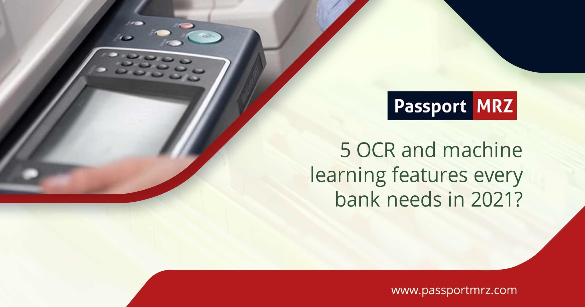 OCR for Banking